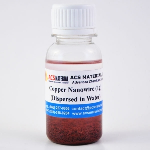 铜纳米线(水溶液) Copper Nanowire in Water